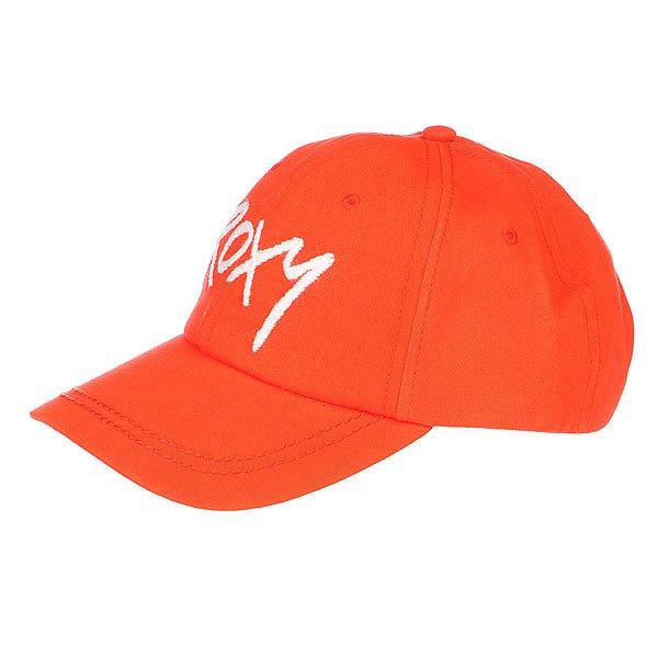 ��������� ������� Roxy Extra Innings J Hats Fiery Orange