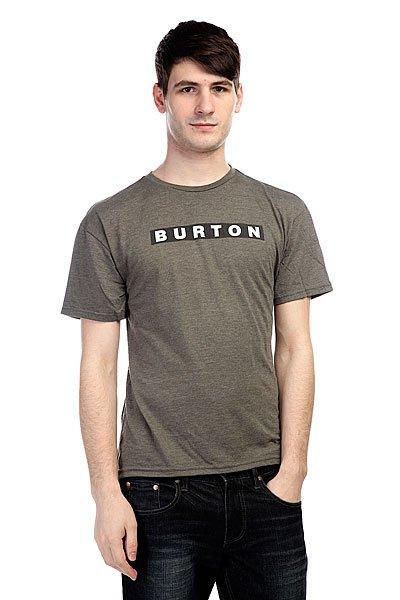 Футболка Burton Mb Vault Ss Rpet Olive Night Heather<br><br>Цвет: зеленый<br>Тип: Футболка<br>Возраст: Взрослый<br>Пол: Мужской