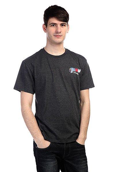 Футболка Analog Ag Neon Native Ss Black<br><br>Цвет: серый<br>Тип: Футболка<br>Возраст: Взрослый<br>Пол: Мужской
