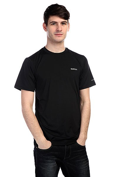 Термобелье (верх) Burton Mb Ltwt Tech Tee True Black
