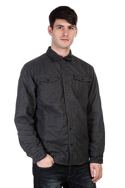 Пальто Burton Mb Xander Insltd Fl Grey WoolПальто Burton Mb Xander – стильная новинка гардероба осеннего сезона.Характеристики:Внутренняя подкладка из хлопка. Застежка – пуговицы. Классический воротник. Два накладных кармана на груди.<br><br>Цвет: серый<br>Тип: Пальто<br>Возраст: Взрослый<br>Пол: Мужской