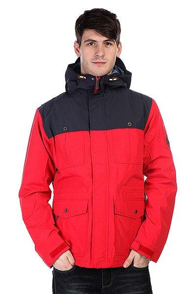 Куртка  красный,синий цвета