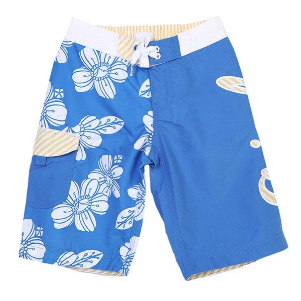 Шорты пляжные детские Animal Floella Blue<br><br>Цвет: голубой<br>Тип: Шорты пляжные<br>Возраст: Детский