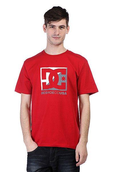 Футболка DC Crosscloud Ss Jester Red