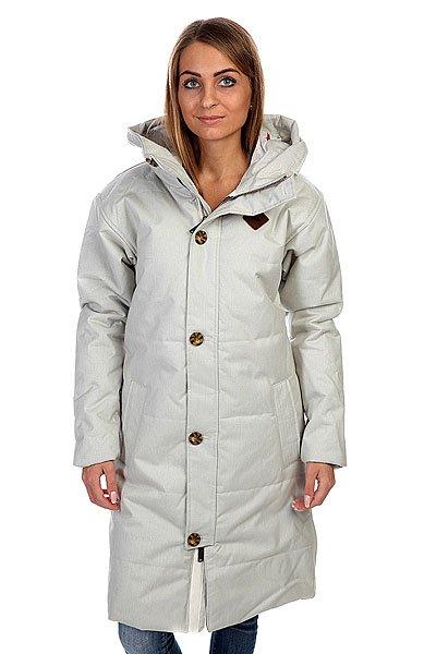 Пальто женское Burton Wb Eden Jkt Vanilla Heather