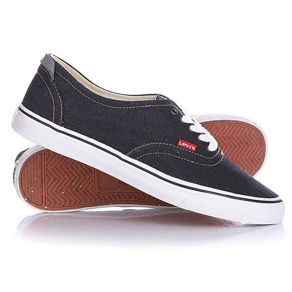 ���� ��������� ������ Levis Original Red Tab Sneaker Low Dark Blue
