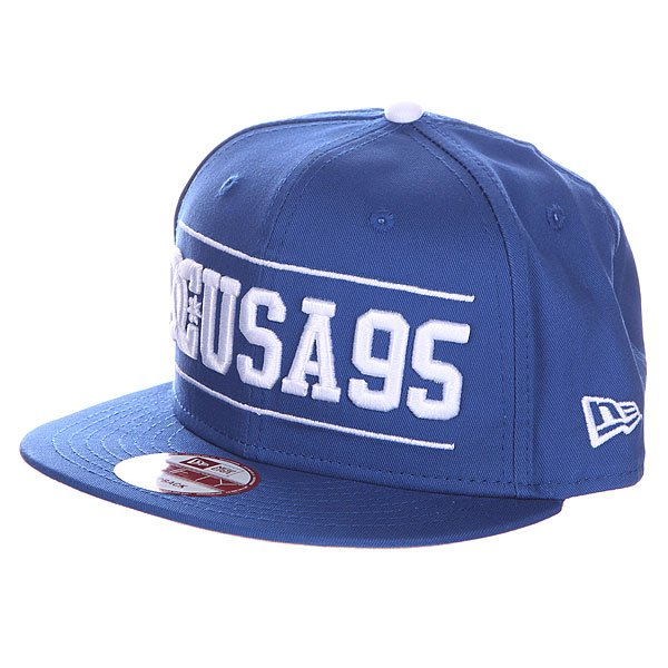 Бейсболка DC Champion Hats Nautical Blue
