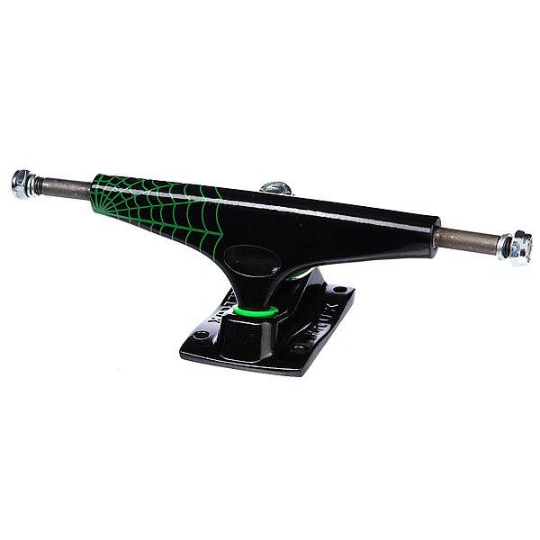 Подвеска 1шт. для скейтборда Krux Creature Black 8.25 (21 см)Ширина подвесок: 8.25 (21 см)    Высота подвесок: 60 мм    Цена указана за 1 шт    Минимальное количество для заказа 2 шт<br><br>Цвет: черный,зеленый<br>Тип: Подвеска для скейтборда