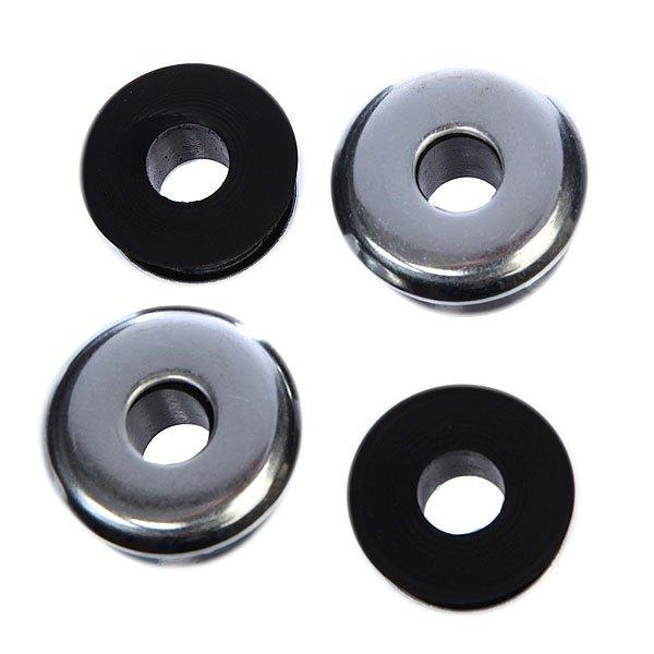 Амортизаторы для скейтборда Independent Standard Cylinder Cushions Hard 94a BlackОригинальные амортизаторы Independent должны быть всегда под рукой.Технические характеристики: Высококачественный уретан.Комплект для двух подвесок Independent.Жесткость 94а.<br><br>Цвет: серый,черный<br>Тип: Амортизаторы