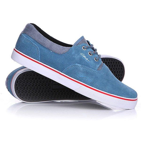 Кеды кроссовки низкие Circa Valeo Se Prov Blue/Pompeian Red
