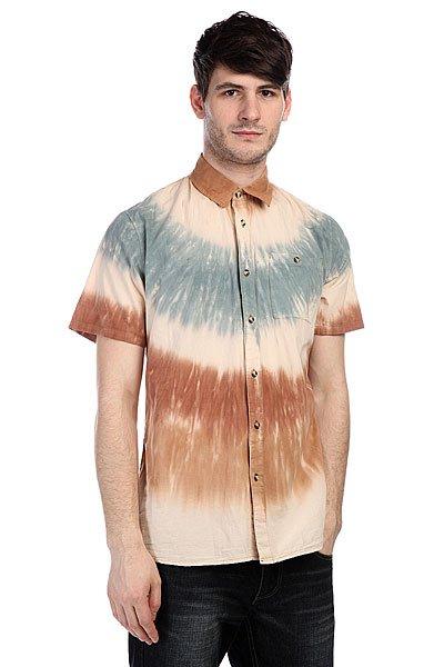 Мужская рубашка Рубашка Altamont Sediments Woven Taupe от Proskater
