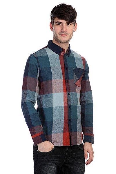 Рубашка утепленная Altamont Leech Ls Flannel Ash leech therapy