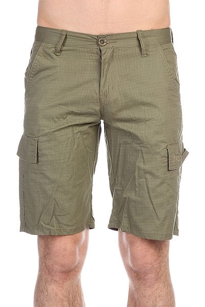 Шорты Circa Cargo Short Oil Green quiksilver шорты классические every cargo short dusty olive 1144675
