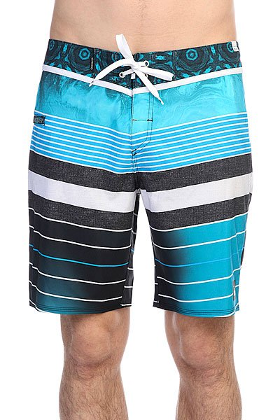 Мужские шорты Шорты пляжные Quiksilver Ag47 Remix Hawaii от Proskater