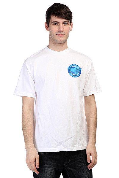 Футболка Santa Cruz Rr Centerlines White футболка santa cruz knot white