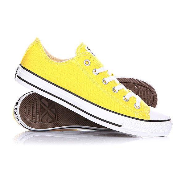 Кеды кроссовки низкие унисекс Converse Chuck Taylor All Star Citrus
