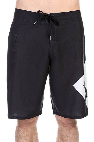 Шорты пляжные DC Lanai 22 BlackДанная модель не имеет внутренней подкладки в виде сеточки<br><br>Цвет: черный,белый<br>Тип: Шорты пляжные<br>Возраст: Взрослый<br>Пол: Мужской