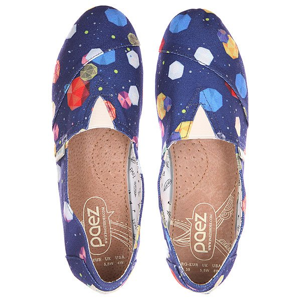 Эспадрильи женские Paez Pascal Fitted Galaxia