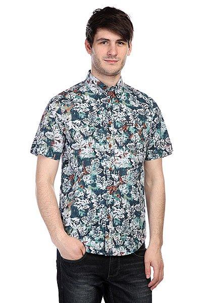 Рубашка Etnies Clemente S/S Woven Purple рубашка colin s colin s mp002xm0wcm1