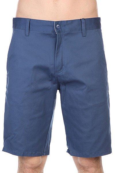 Шорты Etnies Classic Slim Chino Short Blue шорты reebok шорты f chino short conavy