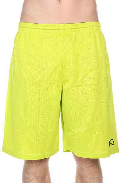 Шорты K1X Core Micromesh Shorts Volt<br><br>Цвет: зеленый<br>Тип: Шорты<br>Возраст: Взрослый<br>Пол: Мужской