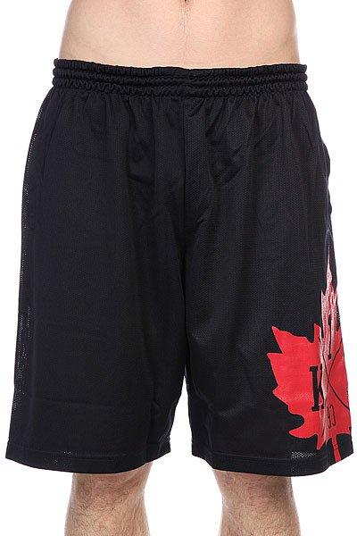 Шорты K1X Core Big Leaf Shorts Navy/Red