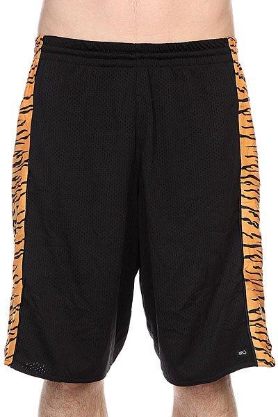Шорты K1X Roar Panel Shorts Black/Tiger