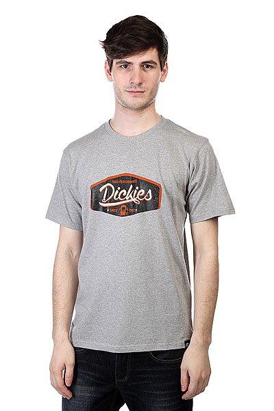 Футболка Dickies High Performance Grey Melange<br><br>Цвет: серый<br>Тип: Футболка<br>Возраст: Взрослый<br>Пол: Мужской