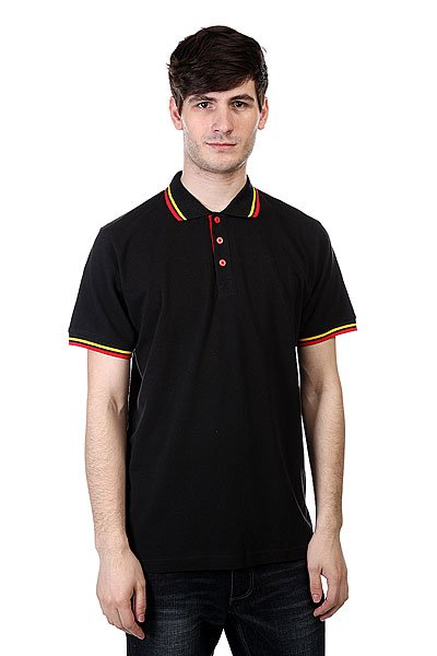 Поло Dickies Garcia Black