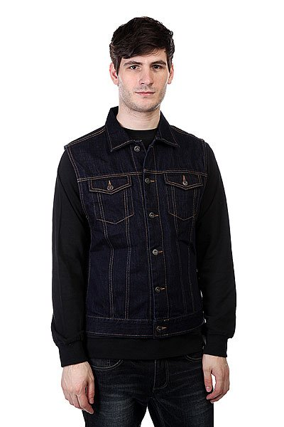 Жилет Dickies Daytona Beach Rinsed
