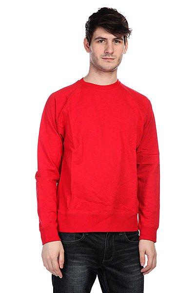 Толстовка Burton Canopy Crew Cardinal<br><br>Цвет: красный<br>Тип: Толстовка классическая<br>Возраст: Взрослый<br>Пол: Мужской