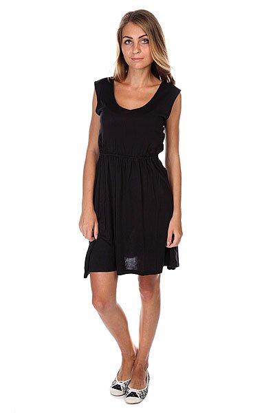 Платье женское Billabong Love First Off Black