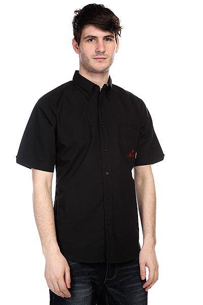 Рубашка Innes Prospect Black<br><br>Цвет: черный<br>Тип: Рубашка<br>Возраст: Взрослый<br>Пол: Мужской