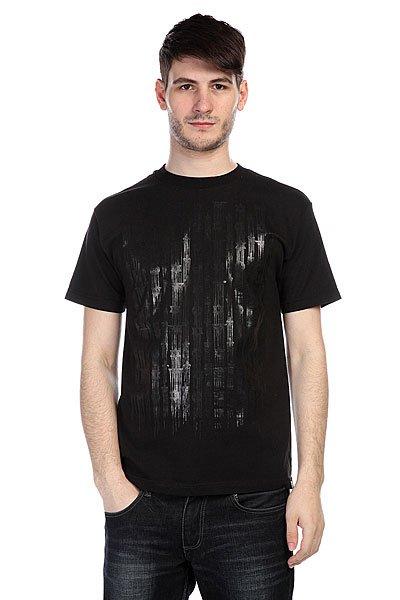 Футболка Fallen Slum Lord Shirt Black<br><br>Цвет: черный<br>Тип: Футболка<br>Возраст: Взрослый<br>Пол: Мужской