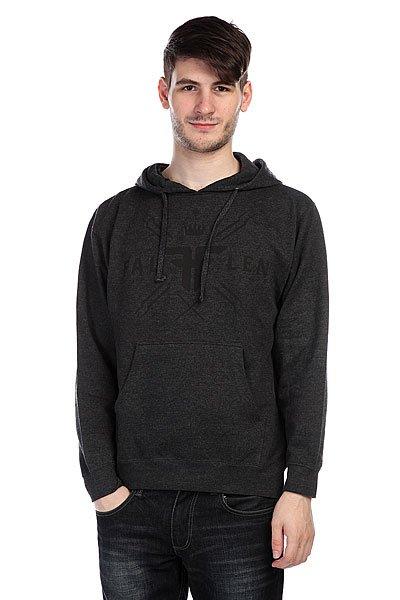 Кенгуру Fallen Legacy Fleece Zip Heat Charcoal/Black<br><br>Цвет: серый<br>Тип: Толстовка кенгуру<br>Возраст: Взрослый<br>Пол: Мужской