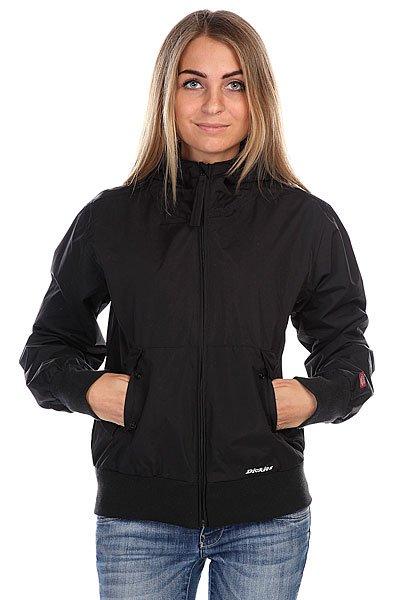 Куртка женская Dickies Tonkin 1000 Black<br><br>Цвет: черный<br>Тип: Куртка<br>Возраст: Взрослый<br>Пол: Женский