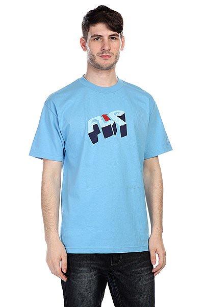Футболка Flip 3d Direction Carolina Blue<br><br>Цвет: голубой<br>Тип: Футболка<br>Возраст: Взрослый<br>Пол: Мужской