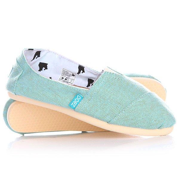 Эспадрильи женские Paez Combi JadeУдобная и легкая обувь на лето от аргентинского производителя - Paez. Стильные и качественные эспадрильи, с ортопедической стелькой, будут уместны при любой обстановке и станут отличным дополнением к Вашему гардеробу. Такая обувь отлично подойдет и для городских прогулок и для похода на пляж. Эспадрильи очень быстро сохнут и устойчивы к загрязнениям, что делает их униварсальной обувью для всех!Характеристики:Состав: 100% хлопчатобумажная ткань.Подошва: 100% эвапласт (неопрен). Стелька: 100% кожа, имеет ортопедический упор под свод стопы. Быстро высыхают от влаги. Устойчивы к загрязнениям. Удобно снимаются и одеваются: верх с вшитой резинкой. Прочная отделка и качественные материалы.Удобная ортопедическая стелька из кожи с супинатором для поддержания свода стопы. Перфорация кожаной стельки обеспечивает дополнительную вентиляцию для Ваших ног. Двойная строчка с использованием прочной капроновой нити.<br><br>Цвет: голубой<br>Тип: Эспадрильи<br>Возраст: Взрослый<br>Пол: Женский