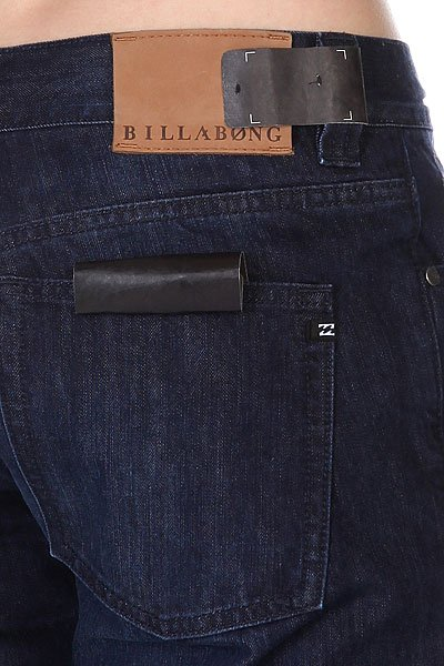 Джинсы Billabong E3 Bro Dark Blue от Proskater
