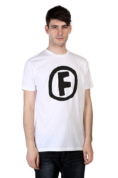 Футболка Foundation Double Doodle Slimfit Assorted<br><br>Цвет: белый<br>Тип: Футболка<br>Возраст: Взрослый<br>Пол: Мужской