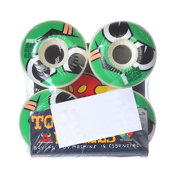 Колеса для скейтборда для скейтборда Toy Machine Angry Turtle Natural 101A 53 mm
