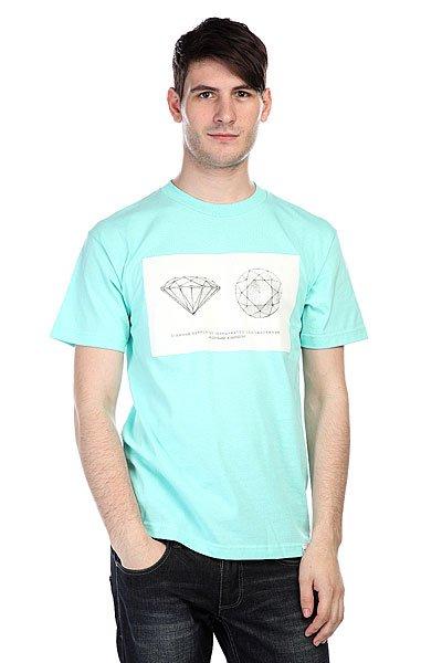 �������� Diamond Trademark Tee Blue
