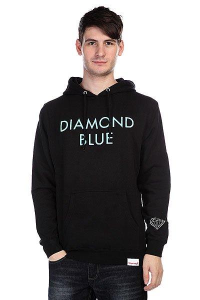 Кенгуру Diamond Blue Hoodie Black<br><br>Цвет: черный<br>Тип: Толстовка кенгуру<br>Возраст: Взрослый<br>Пол: Мужской