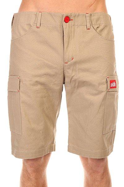 Шорты Skills Cargo Shorts 2 Biege