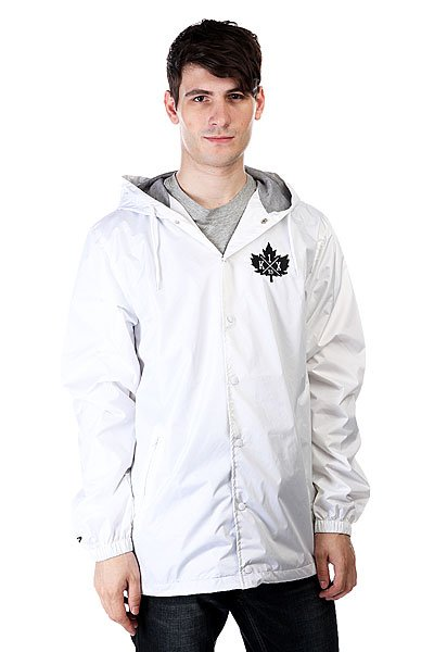 Ветровка K1X Franchise Coach Jacket White