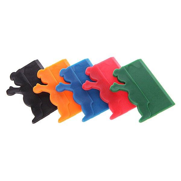 Нож Для Шкурки Пластиковый Grizzly Griptape Plastic Blades MultiЦена указана за набор из 5 штук<br><br>Цвет: мультиколор<br>Тип: Разное