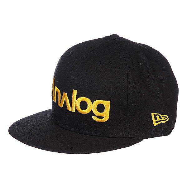 Бейсболка New Era Analog Select True Black<br><br>Цвет: черный<br>Тип: Бейсболка с прямым козырьком<br>Возраст: Взрослый<br>Пол: Мужской