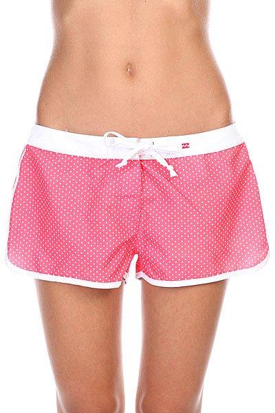 Купить Шорты   Шорты пляжные женские Billabong Cacy 19 Red Hot Dots