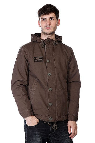Куртка Volcom Rockage Jacket Fatigue Green