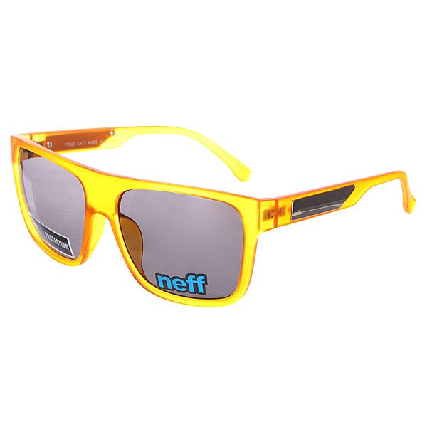 Очки Neff Bang Yellow